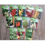 Big Package Vegetable Seeds Horti Tops