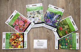 """flowerseeds packet """"Flowerseeds Mix"""""""