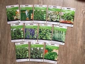 Herb Seeds Packet