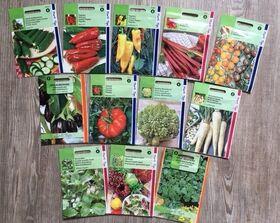 Big Package Vegetable Seeds Horti Tops