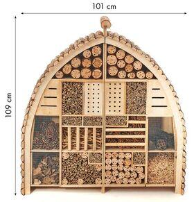 Buzzy Home Insecten Hotel Groot