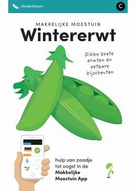 Makkelijke Moestuin zaden Wintererwt