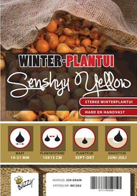 Winter Plantuien Senshyu Yellow 250g