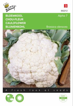 Cauliflower Seeds Alpha