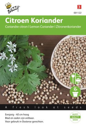 Coriander Lemon seeds