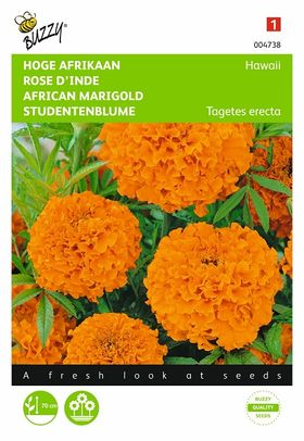 African Marigold Hawaii seeds