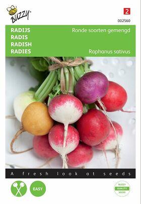 Radish Seeds Mixed