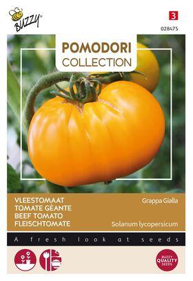 Pomodori Tomato Grappa Gialla