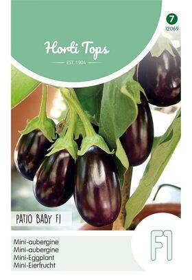 Mini Eggplant Ophelia F1 hybrid