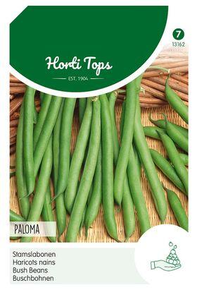 Dwarf Beans Paloma 100gr.