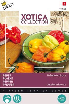 Hot Pepper Habanero Mix