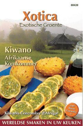 Kiwano or Horned Melon seeds