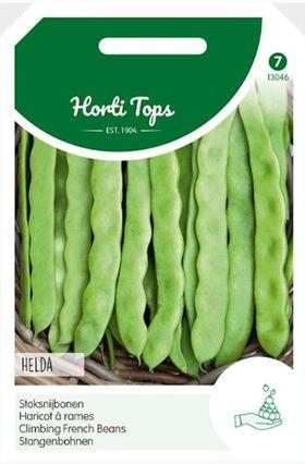 Climbing French Beans Helda